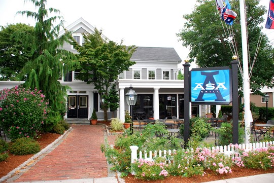 Asa Grill in hyannis, Massachusetts