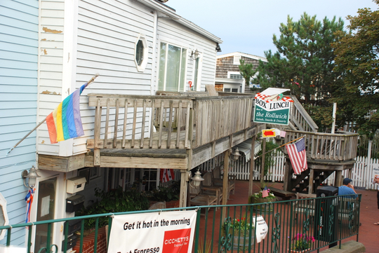 Box Lunch in Provincetown, Massachusetts