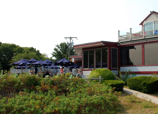 Brax Landing Restaurant in Harwich, Massachusetts