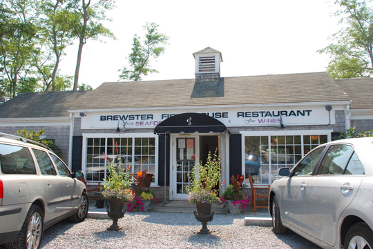 Brewster Fish House in brewster, Massachusetts