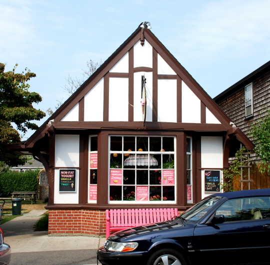 Buffy's Ice Cream Shop in Chatham, Massachusetts