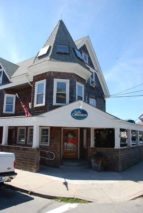 Coffee Obsession in Woods Hole, Massachusetts