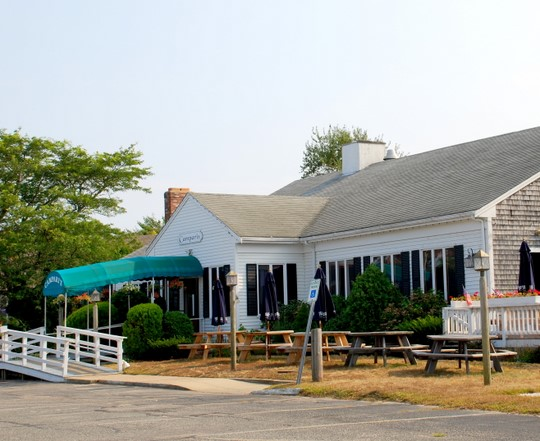 Campari's Bistro, Bar & Grill in Chatham, Massachusetts