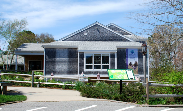 Cape Cod Museum of Natural History in Brewster, MA