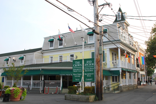 Central House Bar & Grille in Provincetown, Massachusetts