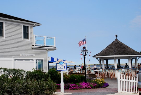 Chatham Bars Inn Beach House Grill In Machusetts