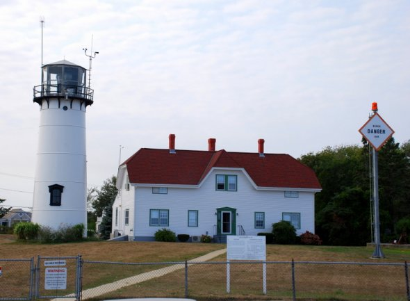 The Lighthouse Chatham Massachusetts Ma Photo