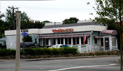 Collucci Bros Diner In Hyannis MA Photo Description Address And More