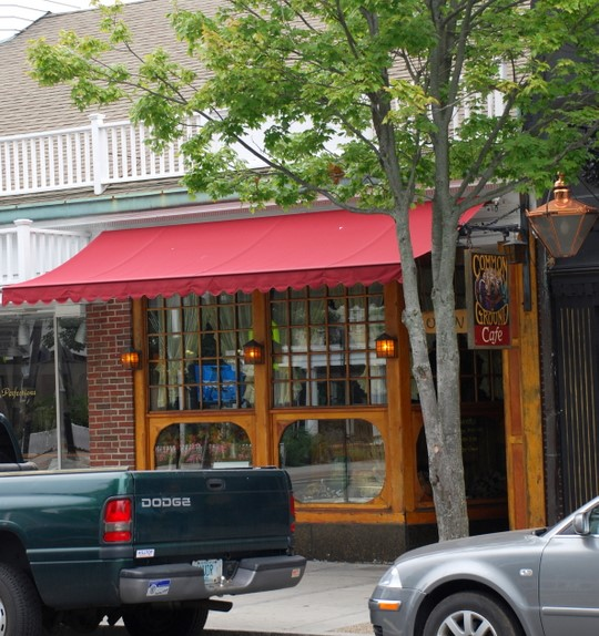 Common Ground Café in Hyannis, Massachusetts