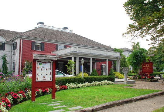 Daniel Webster Inn in Sandwich, Massachusetts