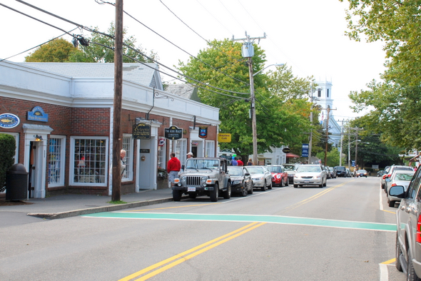 Downtown Chatham, MA (Cape Cod)