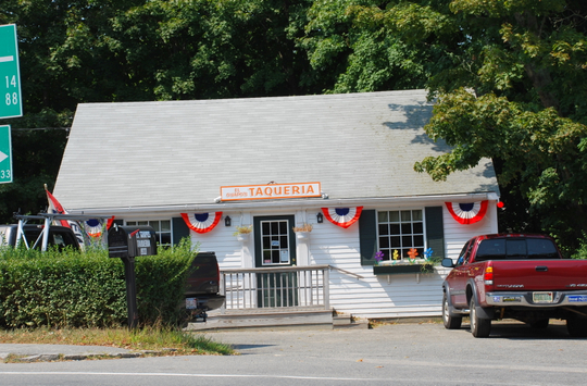 El Guapo's Taqueria in Brewster, Massachusetts