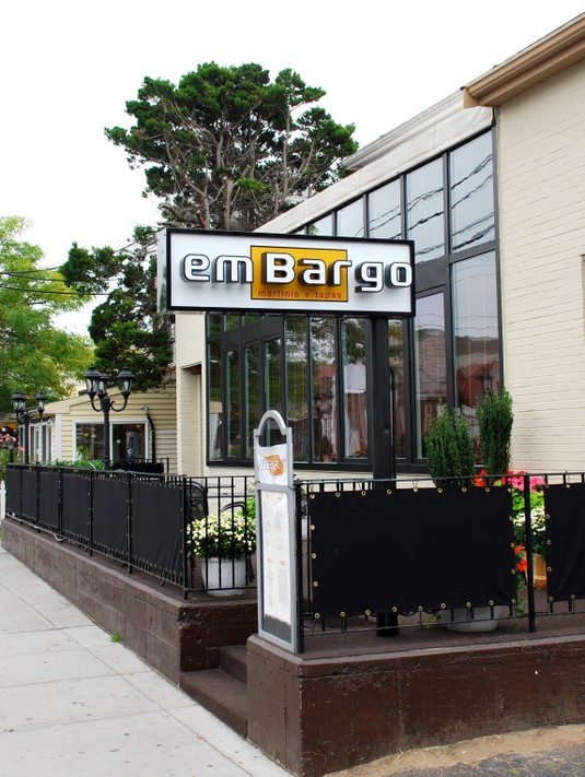 Embargo in Hyannis, Massachusetts