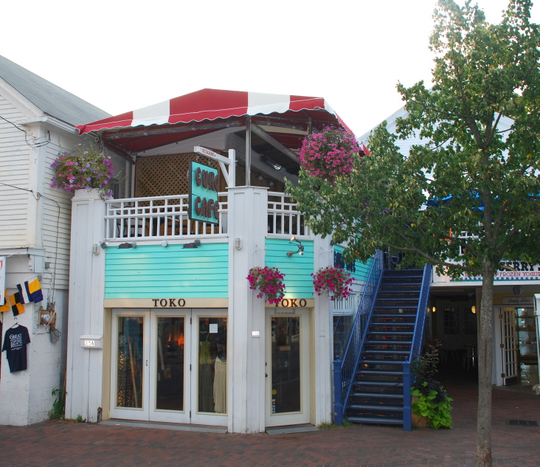 Euro Island Grill & Café in Provincetown, Massachusetts