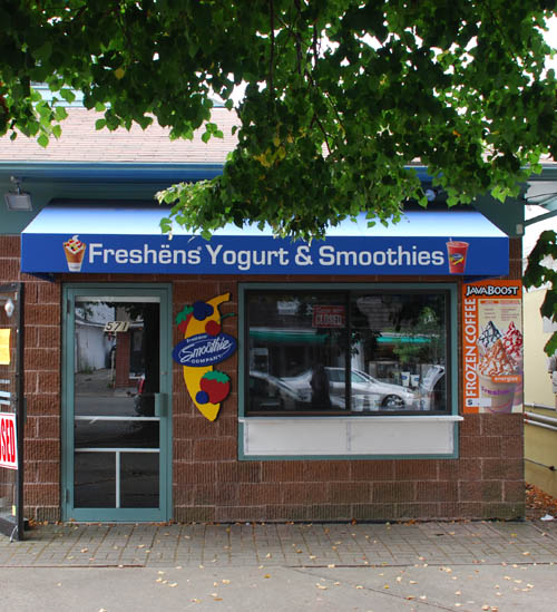 Freshens Yogurt & Smoothies in Hyannis, Massachusetts