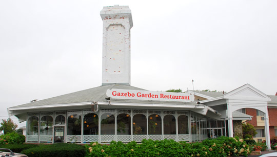 Gazebo Garden Room Restaurant In Hyannis MA Photo Directions Description
