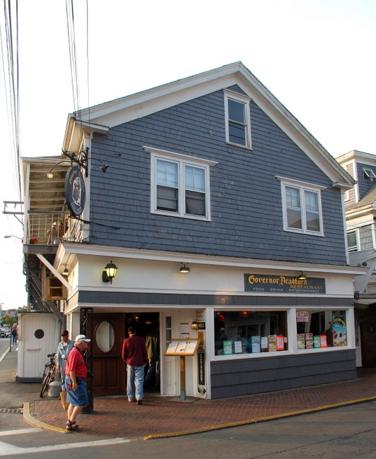 Governor Bradford Restaurant In Provincetown, MA