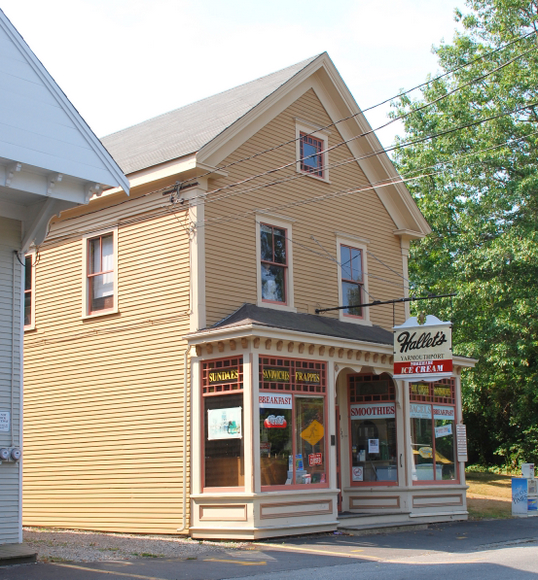 Hallet 39 S Ice Cream In Yarmouth Port MA Photo Visitor Reviews Locatio