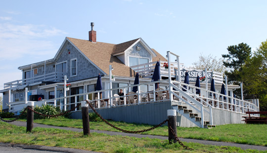 The Dockside Ribs & Lobsters in Hyannis, Massachusetts