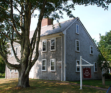 The Josiah Dennis House in Dennis, Massachussets