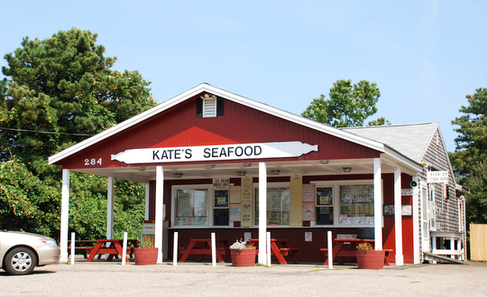 Kate 39 S Seafood In Brewster MA Photo Visitor Reviews Map And More