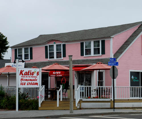 Katie's Homemade Ice Cream In Hyannis, MA