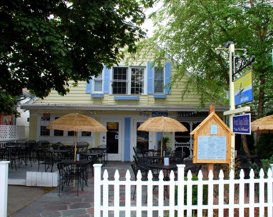 La Paz Surf Cantina (Fresh Baja Grille) in Hyannis, Massachusetts