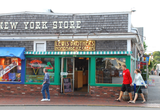 Lewis Brothers in Provincetown, Massachusetts
