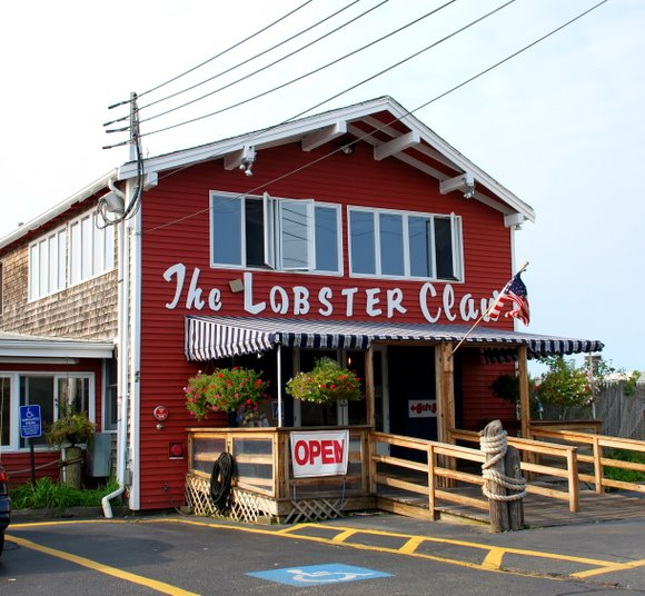 Lobster Claw Restaurant in Orleans, Massachusetts