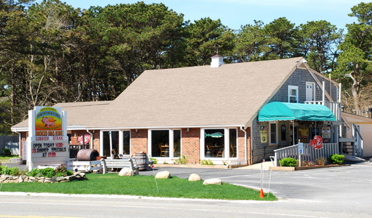 Pizza Restaurants In Eastham Ma