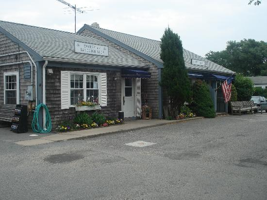 Marshland Restaurant in Sandwich, Massachusetts