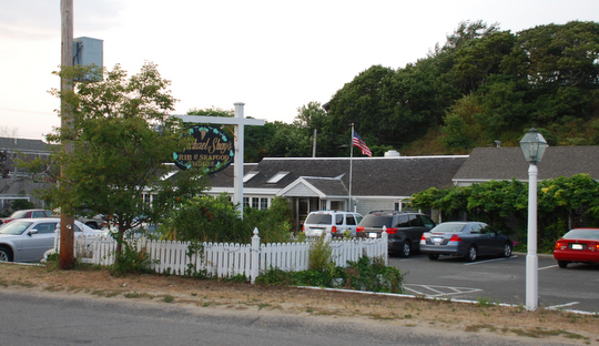 Michael Shay's Rib & Seafood in Provincetown, Massachusetts