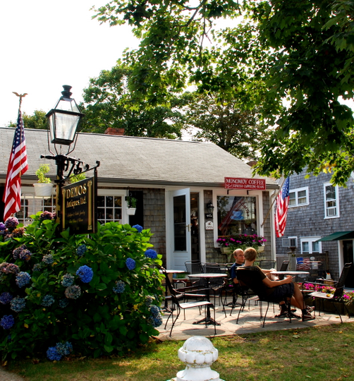 Monomoy Coffee In Chatham, MA