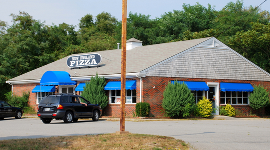 New England Pizza House in Chatham, Massachusetts