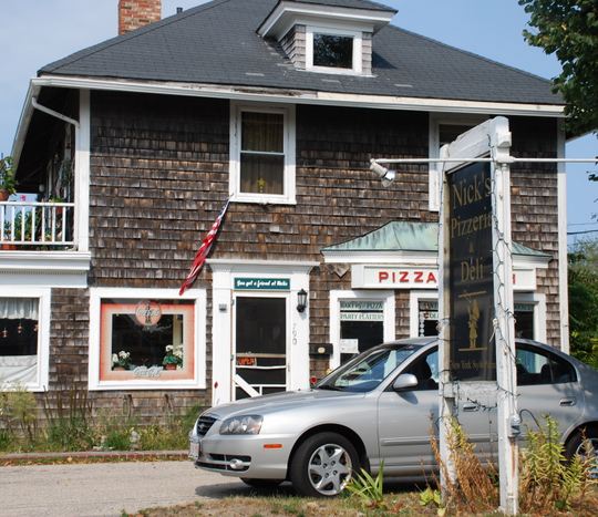 Nick's Pizzeria and Deli in Chatham, Massachusetts