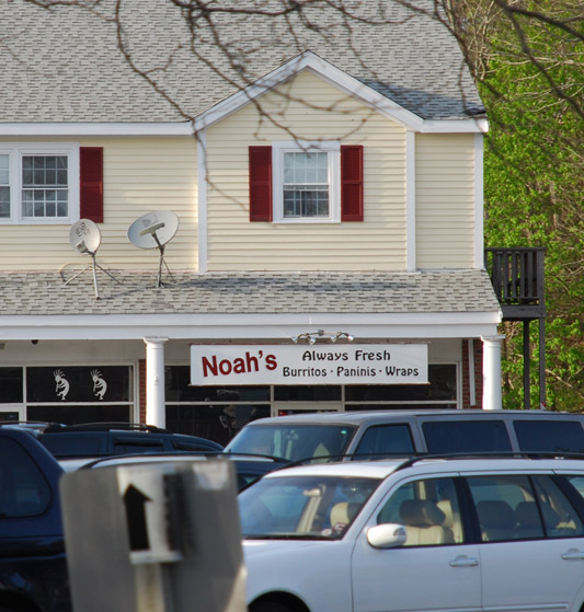Noah's Wraps in Osterville, Massachusetts