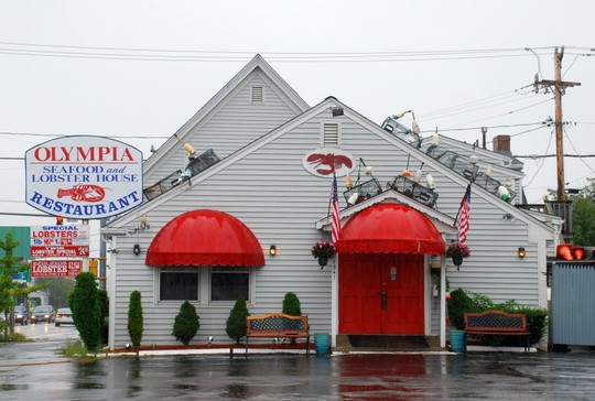 Olympia Fish House Restaurant in South Yarmouth, Massachusetts