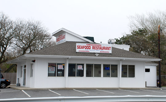 Original Seafood Restaurant in Dennis Port, Massachusetts