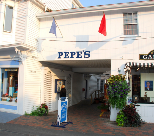 Pepe's On The Waterfront In Provincetown, MA