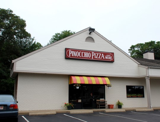 Pinocchio Pizza & More in Centerville, Massachusetts