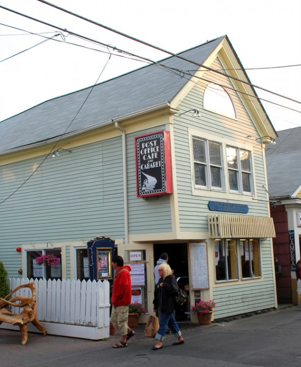 Post Office Café & Cabaret in Provincetown, Massachusetts