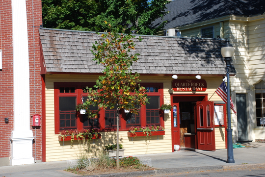 Quarterdeck Restaurant in Falmouth, Massachusetts