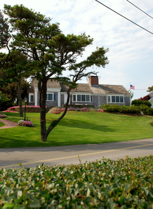 A seaside home in Chatham, MA