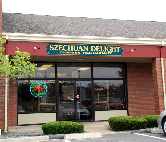 Szechuan Delight in Harwich, Massachusetts