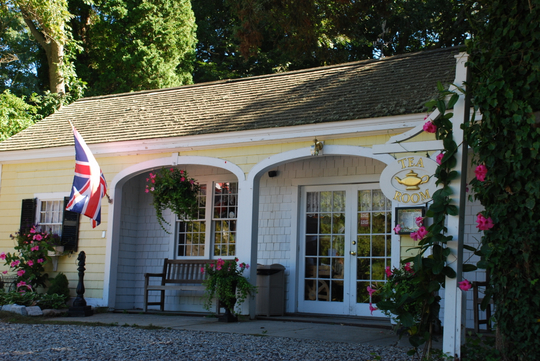 Dunbar Tea Shop And Bed Amp Breakfast In Sandwich Ma