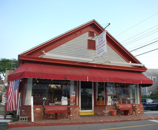 Tip For Tops'n in Provincetown, Massachusetts