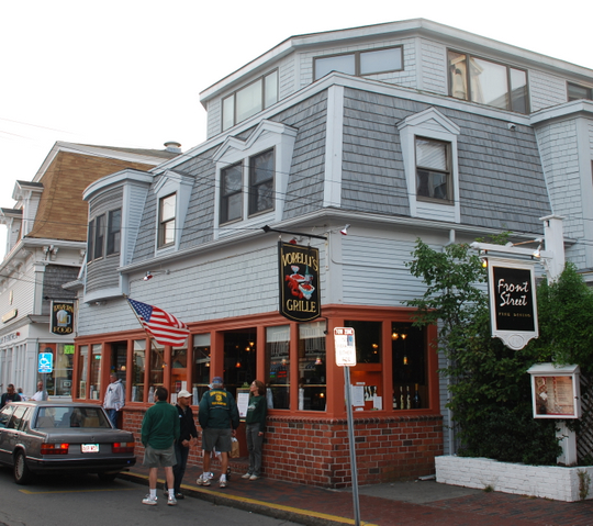 Vorelli's Grille in Provincetown, Massachusetts