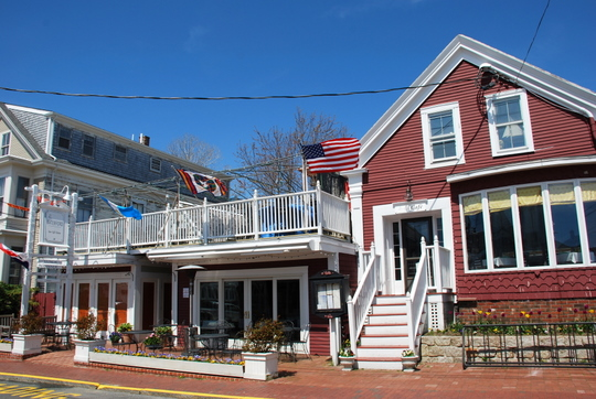 The Waterford Inn, Café & Tavern of Provincetown in Provincetown, Massachusetts