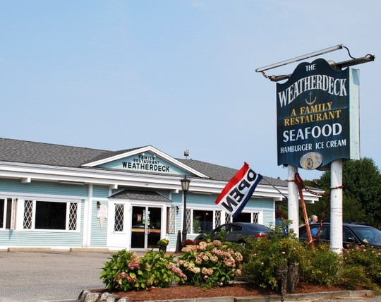 Weatherdeck in West Harwich, Massachusetts